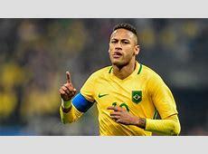 Neymar é finalista do prêmio de melhor do mundo da Fifa