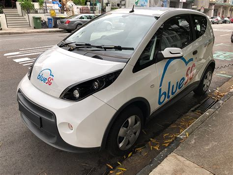 6 Months With Bluesg Electric Vehicle Car Sharing