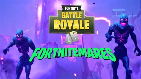 cube unleashes zombies  fortnite battle royale called