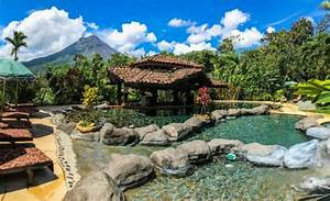 Daily Plan Stay At Hotel Mountain Paradise At Arenal Volcano Costa
