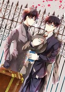 --Kaito Kid and Shinichi-- | Detective Conan | Pinterest ...