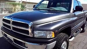 2001 Dodge Ram 1500 Laramie Slt Qcab 4x4 V8 Magnum 5 2l A