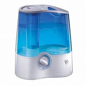 Vicks Ultrasonic 1 2 Gallon Cool Mist Humidifier  Model