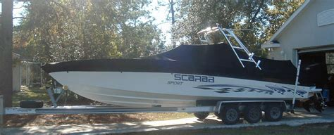 Boat Trader Scarab 302 by Wellcraft 302 Scarab Sport The Hull Boating And