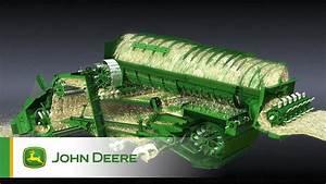 Uk U0142ad M U0142 U00f3c U0105cy W Kombajnach John Deere Serii S