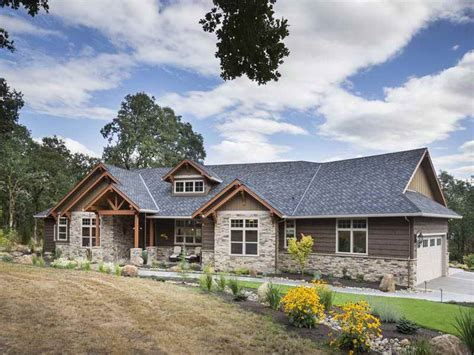 Architecture  Country Ranch Style Homes Raised Ranch