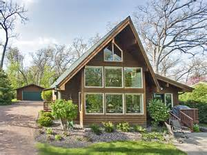 chalet style homes charming chalet style home with lake rights to geneva lake