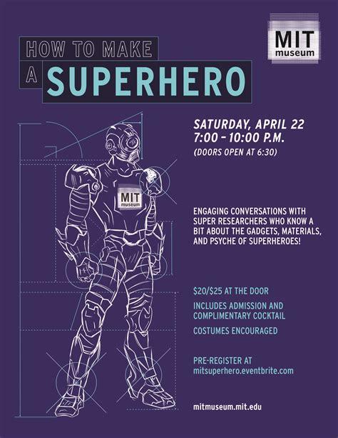 superhero mit museum