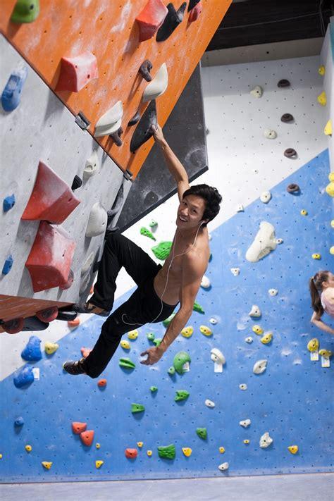 Benefits Rock Climbing Sender One Indoor