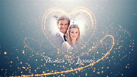 wedding quick opener after effects project on videohive