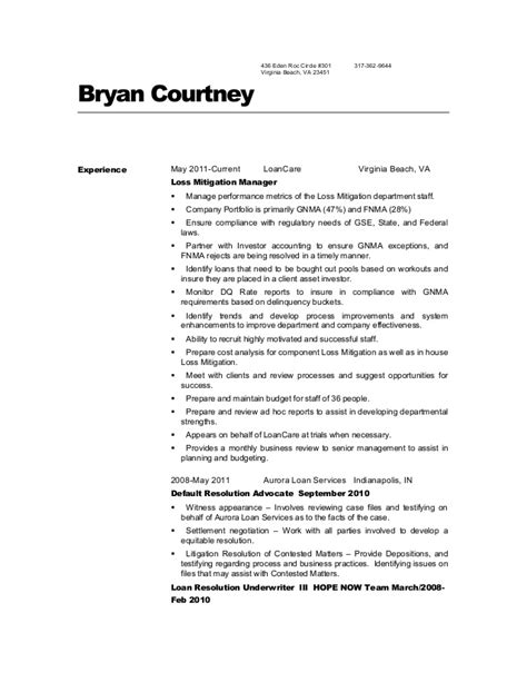 mortgage loan officer resume exles bank loan officer resume sales officer lewesmr
