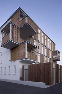 Gallery of Social Housing in Aigues-Mortes / Thomas ...
