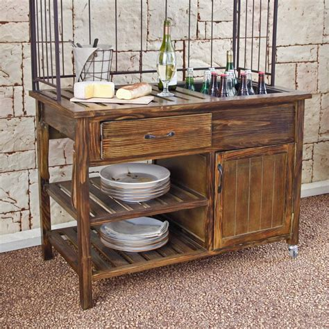 Outdoor Sideboard Table by 15 Best Of Outdoor Sideboards And Buffets