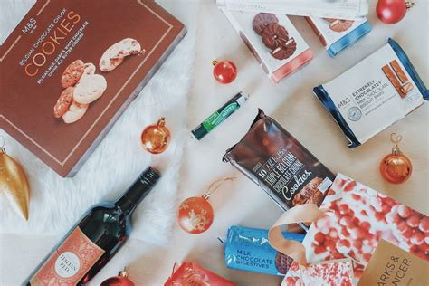 marks and spencer xmas food gifts gift ideas from marks and spencer count ocram