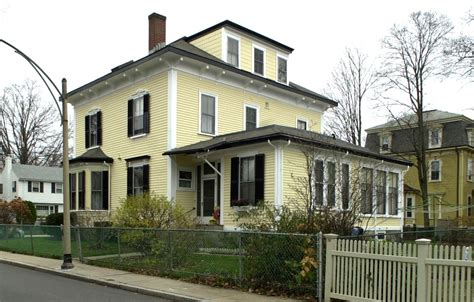Boston House by Richards House