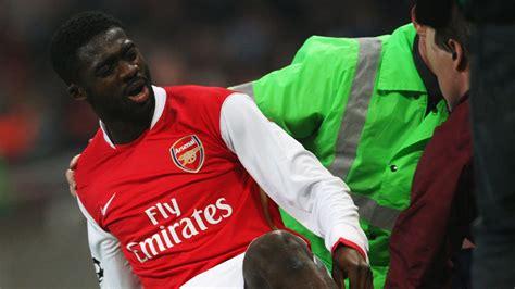 Gunners dealt Toure blow   Football News   Sky Sports