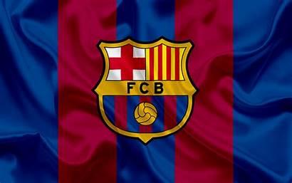Barcelona Fc Football Liga Club Emblem Professional