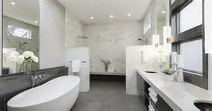Spa Master Bathroom by Modern Luxury Master Bath Six Walls