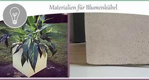 Füße Für Pflanzkübel : materialien f r pflanzk bel und blument pfe wohncore ~ Frokenaadalensverden.com Haus und Dekorationen