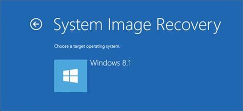 jak możemy przywr 243 cić obraz kopii zapasowej w systemie windows 8 1 ustawienia stealth