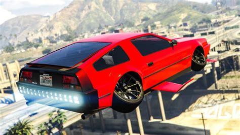 New Flying Car In Gta Online!!