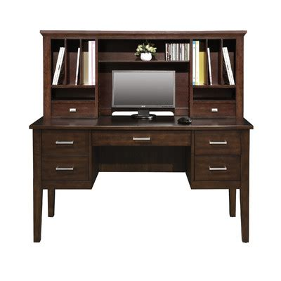 Winners Only Inc Desk With Hutch Reviews Wayfair