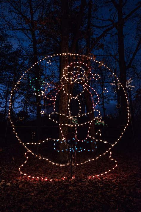 programming christmas lights after 26 years roper mountain pulls the on popular lights program greenville journal