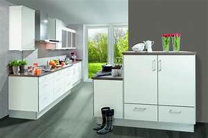 Doppelblock Küche Günstig : doppelblock k che wei hochglanz modell 2066 ~ Markanthonyermac.com Haus und Dekorationen
