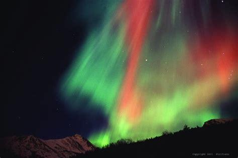 anchorage northern lights alaska usa northern lights anchorage