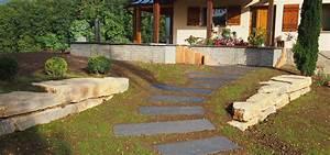 terrasse mixte bois et dalles digipico With superior amenagement de jardin exterieur 4 hamak ogrodowy