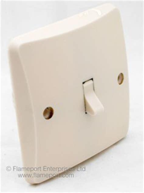 Two Way Plastic Light Switch