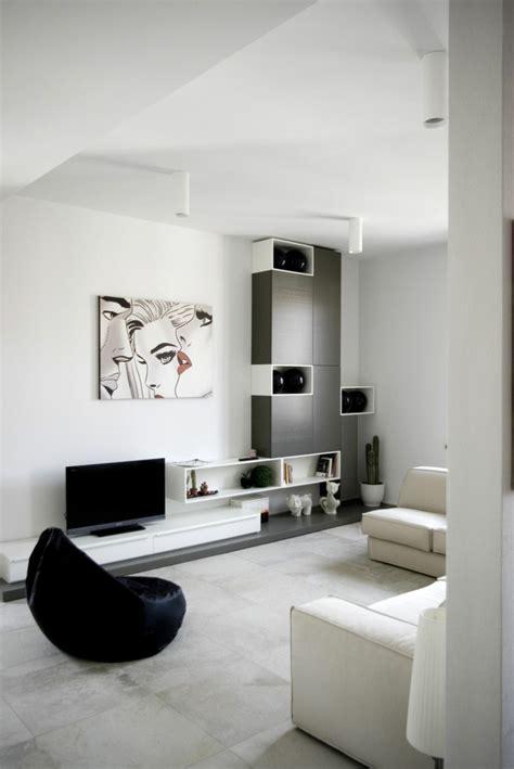 decoration interieur salon moderne minimaliste