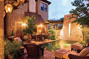 3, Courtyard, Designs