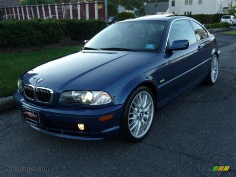 2003 Bmw 3 Series 330i Coupe In Mystic Blue Metallic