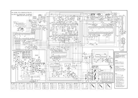 Daewoo Dtq 29m5ssfv Service Manual User Guide