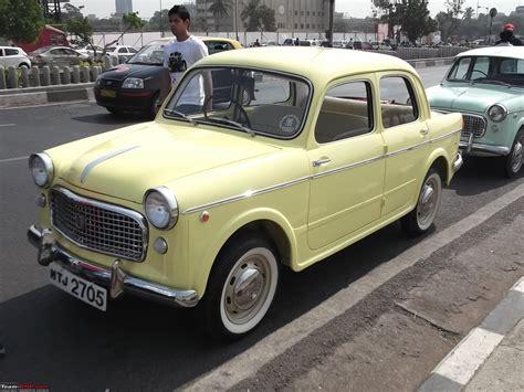 Fiat Classic Cars fiat classic car club mumbai page 261 team bhp