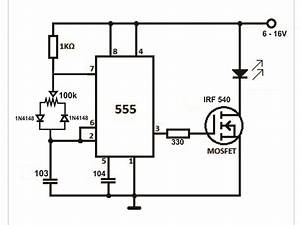 Using A Pwm Signal Generator To Drive Mosfet Transistor