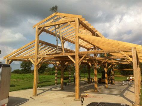 Barn Beams Price by Timber Frame Kit Prices Timber Frame Barns Pole Barns