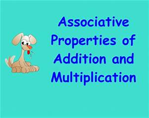 Associative Property Of Multiplication Lesson Plan 3rd ...