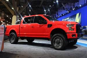 2015 Ford F150 4x4 With A 4 Inch Suspension