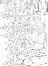 Monde Dela Armoire Narnia Coloriage Peu Imagination Suffit Avoir sketch template
