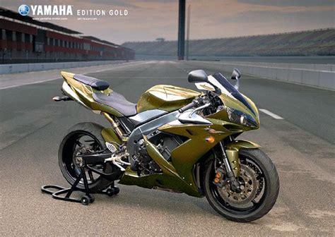 Yamaha R1 Gold Edition
