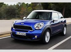 MINI Cooper S Paceman review Auto Express
