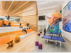 Adobe Headquarters Renovation International Interior