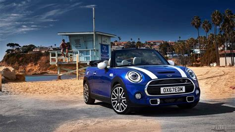 Mini Cooper Blue Edition 2019 by 2019 Mini Hardtop Convertible Will Show Minor Refresh In