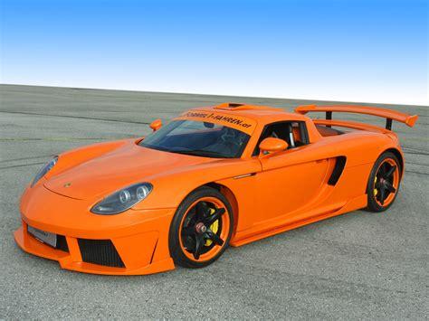 Koenigseder Porsche Carrera-gt Supercars Modified Cars
