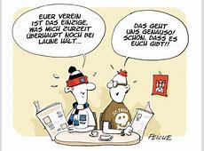 FC St Pauli FEICKE Cartoons