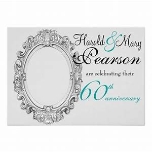 60th wedding anniversary invitation With 60th wedding anniversary invitations