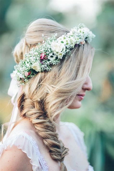 Wedding Hair by Wedding Hair Inspiration 32 Fresh Feminine Bridal