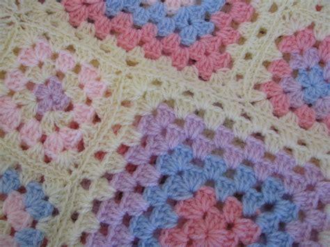 crocheted baby blankets shortbread ginger crochet baby blanket